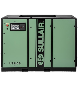 LS-90S & 110S Series Rotary Screw Air Compressors