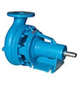 End Suction Pumps (Frame Mounted/ Close Coupled)- Burks